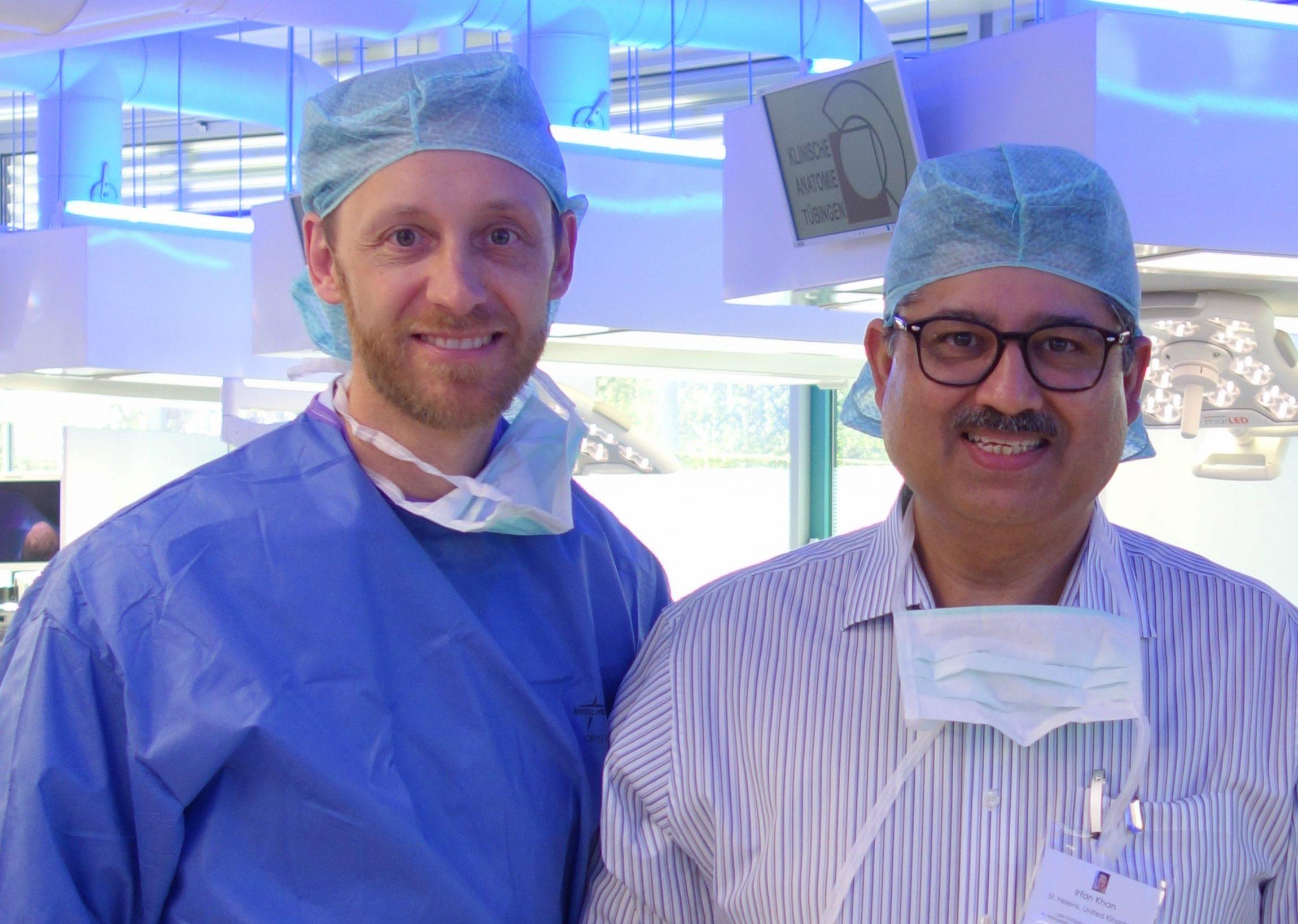 Mr Irfan Khan - Consultant Plastic Surgeon